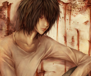 anime, bb, and death note image