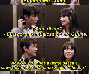 500 Days of Summer, joseph gordon levitt, and zooey deschanel image