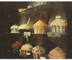 candies, food porn, and cup cakes image