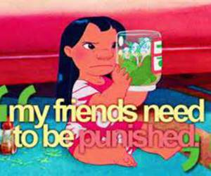lilo, disney, and funny image