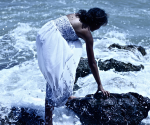 dress, stones, and inspo image