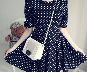 beautiful, clothes, and cute dress image