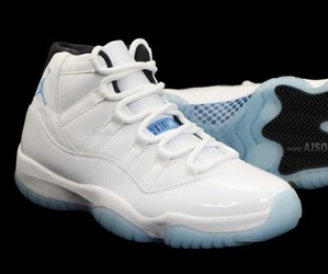 shoes, sneakers, and air jordan 11 image