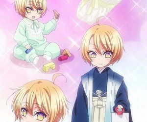 love stage, anime, and izumi image