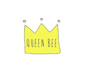 Queen, transparent, and queen bee image