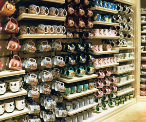 disney, store, and perfect image