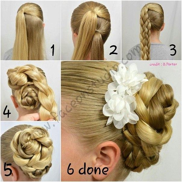 How To Diy Pretty Double Braided Bridal Hairstyle Www Fabartdiy Com