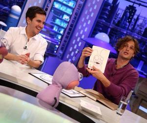matthew gray gubler and el hormiguero mx image