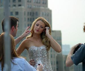 blake lively, gossip girl, and Serena Van Der Woodsen image