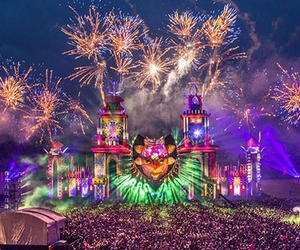 festival, defqon, and hardstyle image