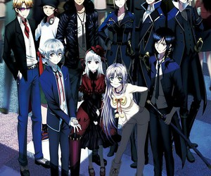 anime, k project, and anime girls image