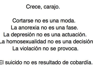 anorexia, cutting, and frases image