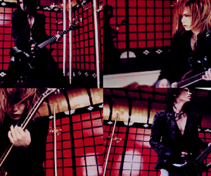 aoi, guitarrist, and jrock image