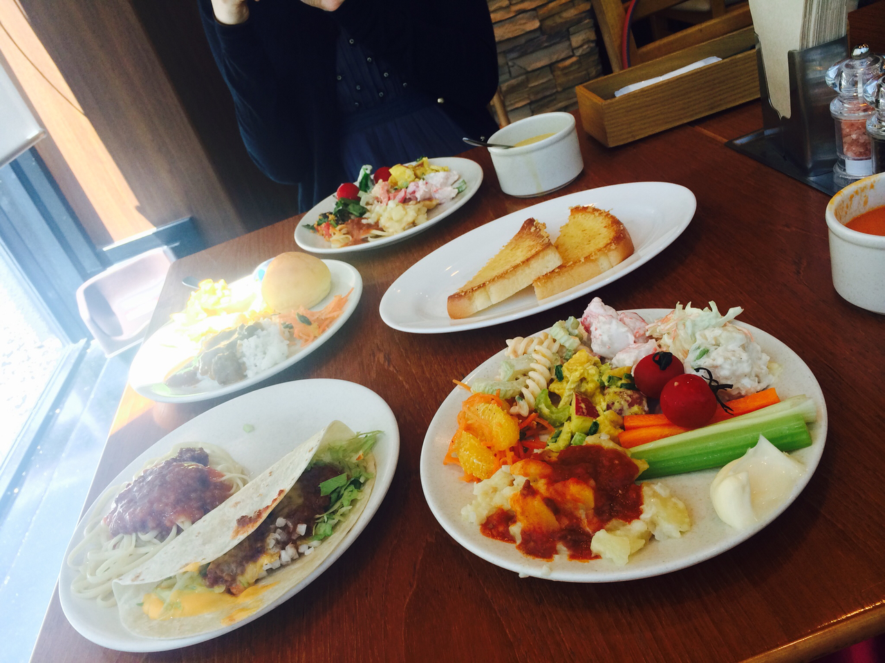 salad, sizzler, and 野菜 image