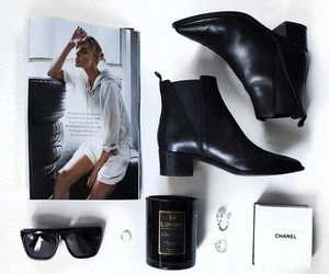 chanel, girly, and glamour image