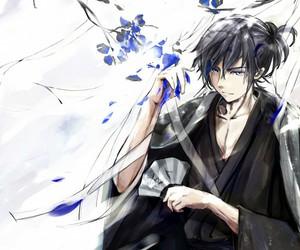 noragami, yato, and anime image
