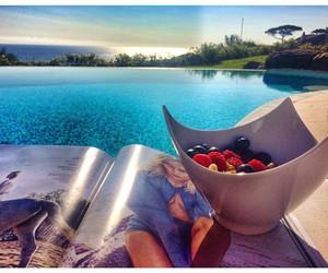 girl, luxury, and morning image