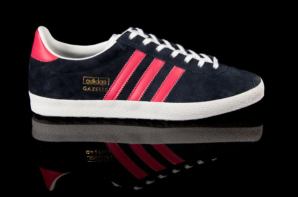 acheter populaire 220f5 ff5f8 Adidas Gazelle discovered by Elisa Foltran on We Heart It
