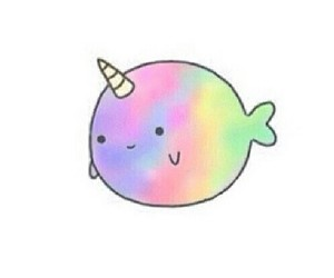 Fish Unicorn Shared By Yasemientje On We Heart It
