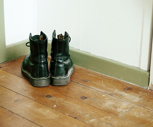 dr martens, photography, and shoes image