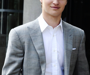 ansel elgort, tfios, and Hot image