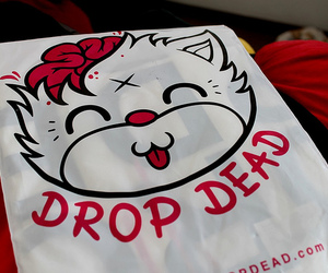 drop dead clothing image