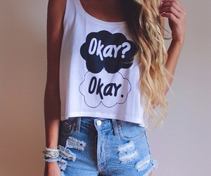 okay, outfit, and the fault in our stars image