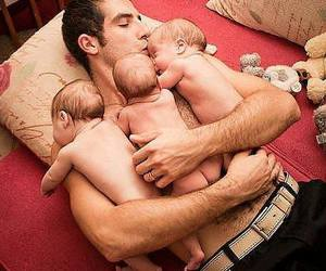 baby, children, and family image