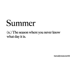 summer, quote, and true image