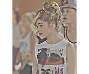 girl, dance, and chachi image