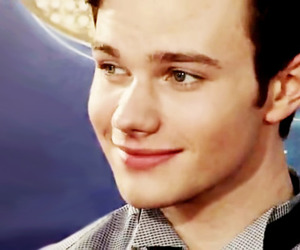 glee, glee premiere, and chris colfer image