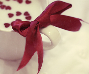 red, cup, and heart image