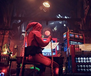 actor, christoph waltz, and the zero theorem image