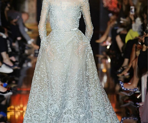 elie saab and light blue image
