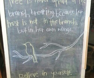believe, quote, and thosequotes image