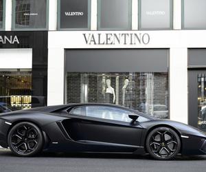 car, Valentino, and luxury image