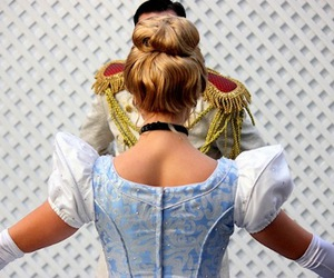 disney, cinderella, and disney world image
