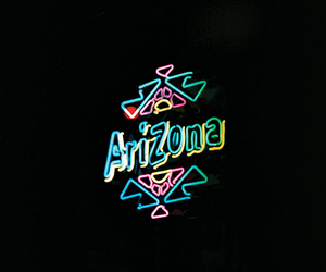 arizona, lights, and night image