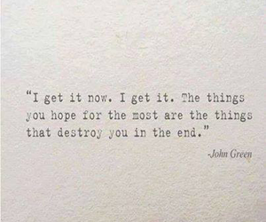 quote, destroy, and love image