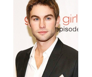 chace, gg, and gossip girl image