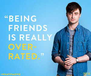 daniel radcliffe, movie, and quote image