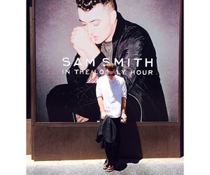 beautiful, man, and sam smith image