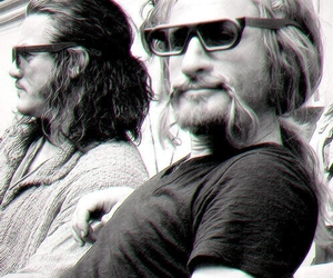 black and white, dwarf, and dean o'gorman image