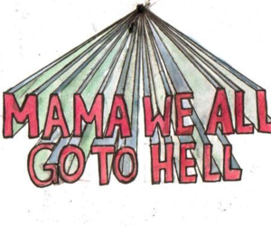 hell, mama, and my chemical romance image