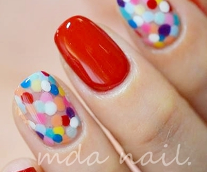 cool, nail art, and style image