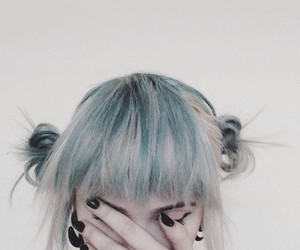 pale and soft grunge image