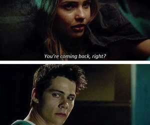 teen wolf, stiles stilinski, and stalia image