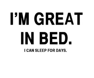 sleep, bed, and great image