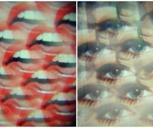 eyes, lips, and mouth image