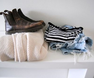 boots, hipster, and simple image
